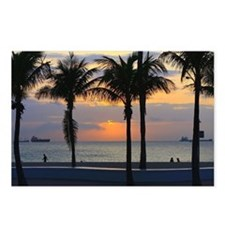 Fort Lauderdale Sunrise Postcards (Package of 8)