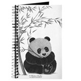 Panda Journals & Spiral Notebooks