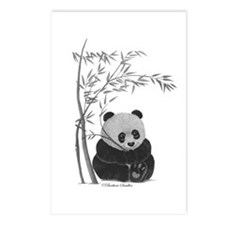Little Panda Postcards (Package of 8)