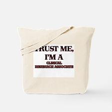 Trust Me, I'm a Clinical Research Associate Tote B
