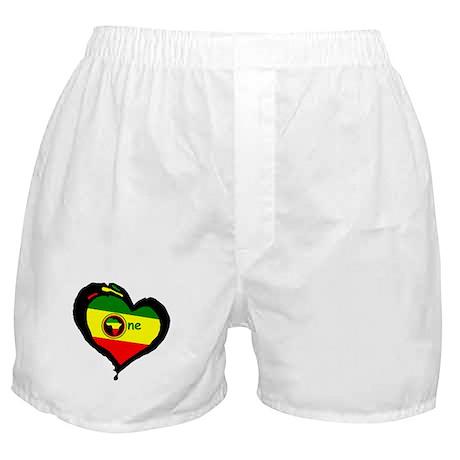 Afro Rasta Boxer Shorts
