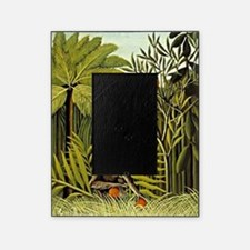 The Monkeys in the Jungle, Rousseau  Picture Frame