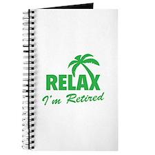 Relax I'm Retired Journal