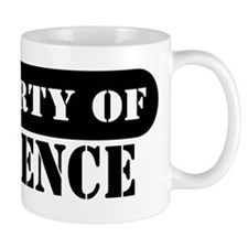 Property of Terrence Mug