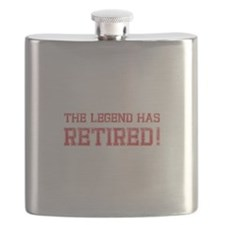The legend has retired! Flask