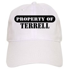 Property of Terrell Baseball Cap
