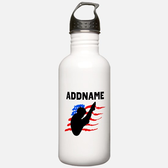 USA DIVER Water Bottle