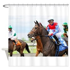 KEENELAND RACING Shower Curtain
