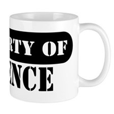Property of Terence Mug