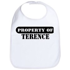 Property of Terence Bib