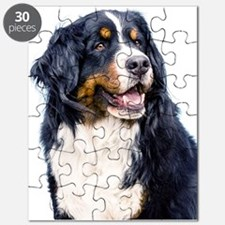 Bernese Mountain Dog Puzzle
