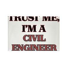 Trust Me, I'm a Civil Engineer Magnets