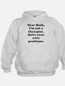 Dear Math Hoodie