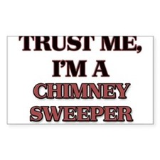 Trust Me, I'm a Chimney Sweeper Decal