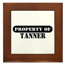 Property of Tanner Framed Tile