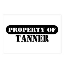 Property of Tanner Postcards (Package of 8)