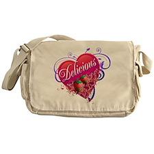 Delicious Messenger Bag