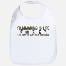 Filmmaking is Life Bib