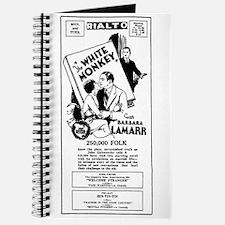 Barbara La Marr White Monkey Journal