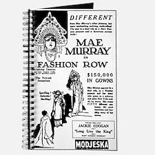 Mae Murray Fashion Row Journal