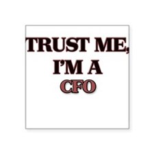 Trust Me, I'm a Cfo Sticker