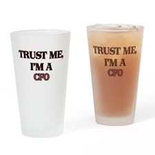 Trust Me, I'm a Cfo Drinking Glass