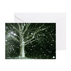 Winter Solstice Greeting Cards - 10 cards