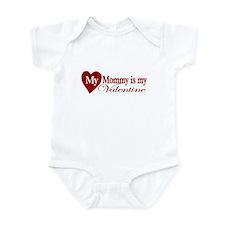 Mommy Valentine Infant Bodysuit