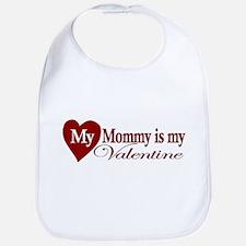 Mommy Valentine Bib
