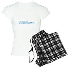 NAS Whidbey Island WA Pajamas