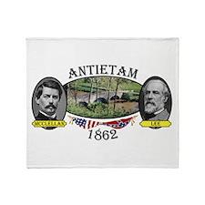 Antietam Throw Blanket
