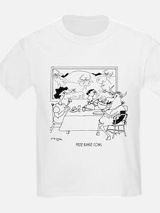 Free Range Cows T-Shirt