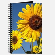 Double Sunflower Journal