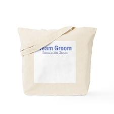 Team Groom - Friend Tote Bag