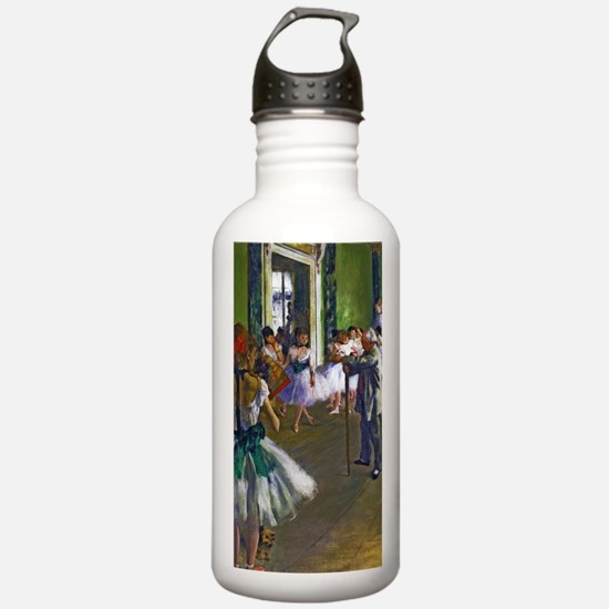 Degas - The Ballet Cla Water Bottle