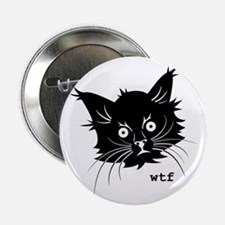"""WTF CAT 2.25"""" Button"""