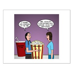 Movie Pop and Popcorn Posters