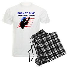 TOP DIVER Pajamas