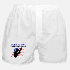 TOP DIVER Boxer Shorts