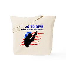 TOP DIVER Tote Bag