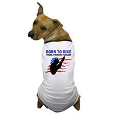 TOP DIVER Dog T-Shirt