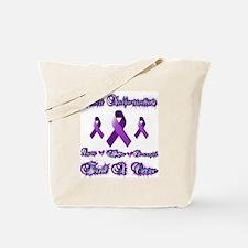 chiari Malformation Tote Bag