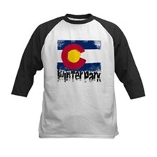 Winter Park Grunge Flag Tee
