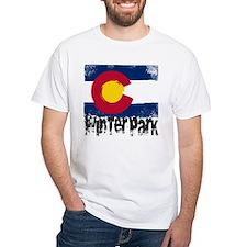 Winter Park Grunge Flag Shirt