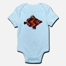 Big Eye Discus B Body Suit