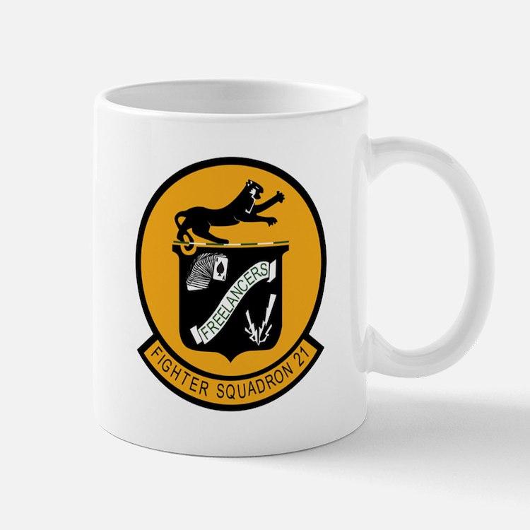 F-14 Tomcat VF-21 Freelancers Mug