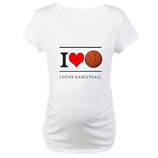 I Heart Basketball Shirt