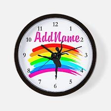 LOVE DANCING Wall Clock