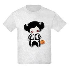 Halloween Goth Girl T-Shirt