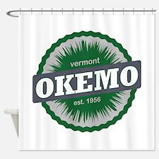 Okemo Mountain Ski Resort Vermont Dark Green Showe